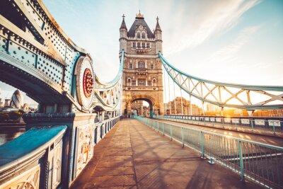 Adesivo Il Tower Bridge a Londra