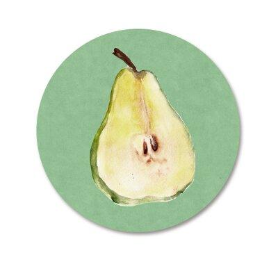 Adesivo Illustrazione dell'acquerello