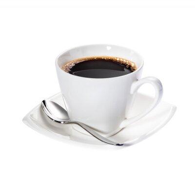 Adesivo Isolato Caffè