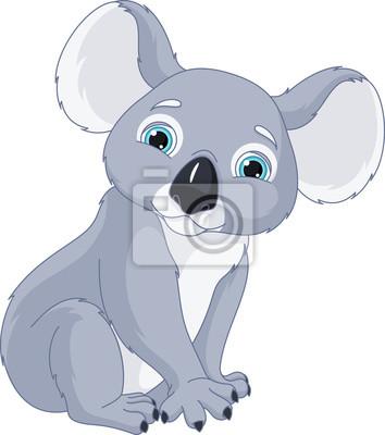 Adesivo Koala