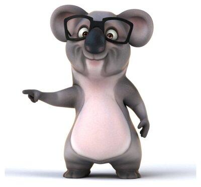 Adesivo koala Fun