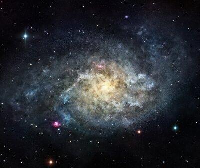 Adesivo la galassia
