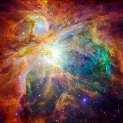 Adesivo La nube cosmica chiamata Nebulosa di Orione