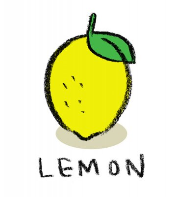 Adesivo Limone