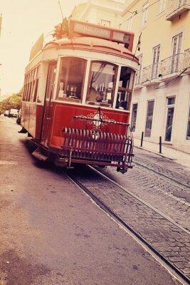 Adesivo Lisbona (électrique tram)