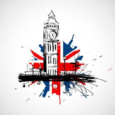 Adesivo Londra !