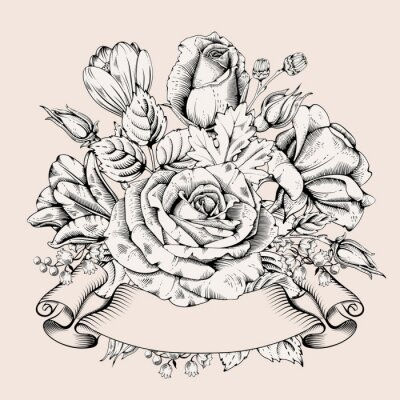 Adesivo Luxury Rose