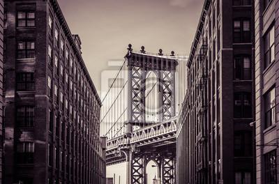 Adesivo Manhattan Bridge
