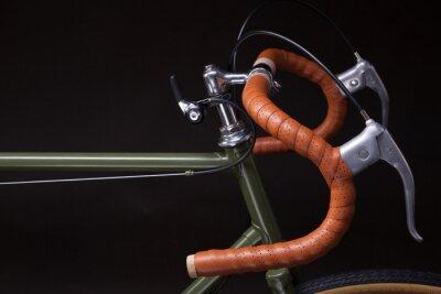 Adesivo manubrio della bicicletta Vintage
