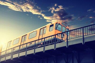 Adesivo Metro