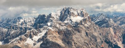 Adesivo montagna Dolomiti