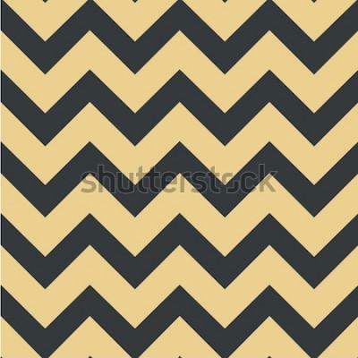 Adesivo Motivo geometrico. Chevron pattern Illustrazione vettoriale senza soluzione di continuità Lo sfondo per la stampa su tessuto, tessuti, layout, copertine, fondali, sfondi e sfondi, siti Web, carta