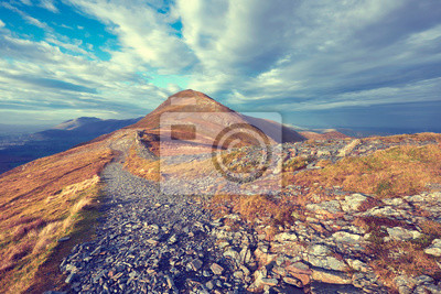 Adesivo Mountain Trail