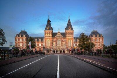 Adesivo National Museum Amsterdam