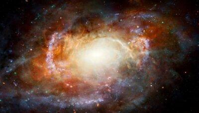 Adesivo Nebula Illustrazione