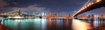 Adesivo New York City panorama