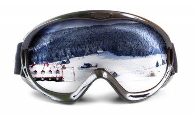 Adesivo Occhiali da sci