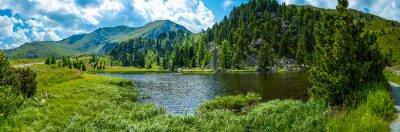 Adesivo Paesaggio alpino