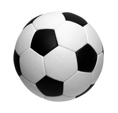 Adesivo palla da calcio