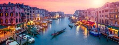 Adesivo Panorama di Venezia