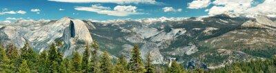 Adesivo Parco Nazionale Yosemite
