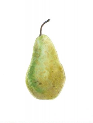 Adesivo pera verde