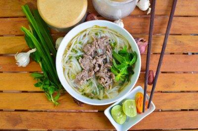 Adesivo Pho è un tradizionale vietnamita