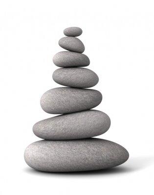 Adesivo pietre bilanciamento