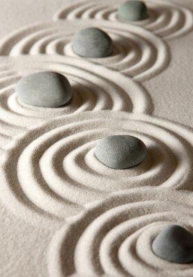Adesivo pietre di zen