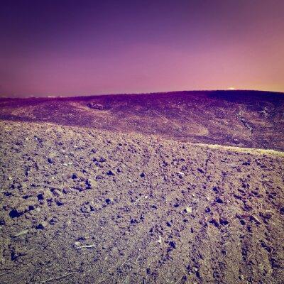 Adesivo Plowed Hills