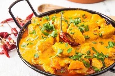 Adesivo Pollo al curry
