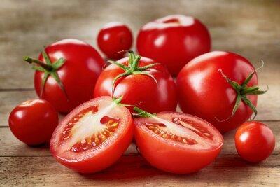 Adesivo Pomodori freschi rossi