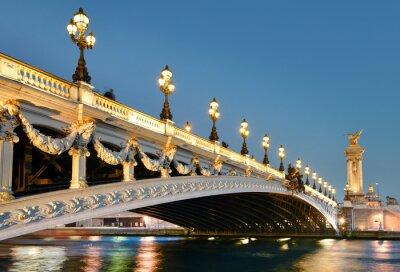 Adesivo Pont Alexandre, Parigi