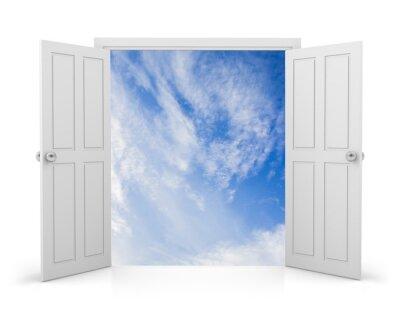 Adesivo porta