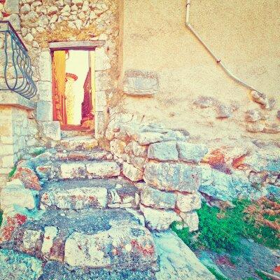 Adesivo Porta nel Muro