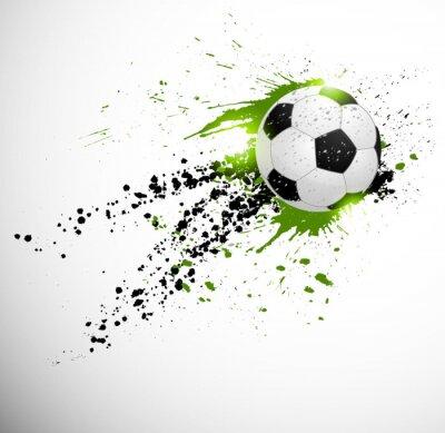 Adesivo Progettazione Soccer