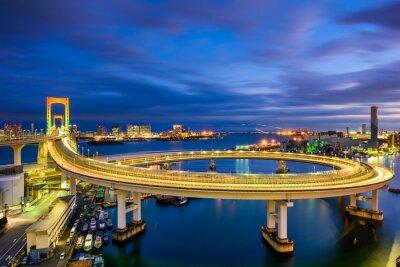 Adesivo Rainbow Bridge Tokyo