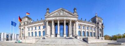 Adesivo Reichstag Berlino