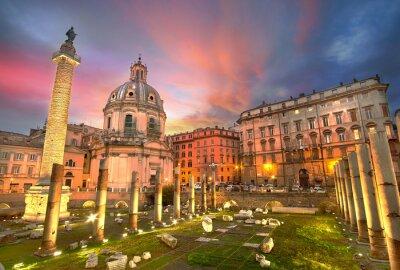 Adesivo Roma Sunset