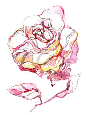 Adesivo rosa