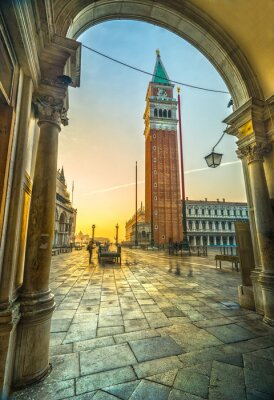 Adesivo San Marco, Venezia, Italia