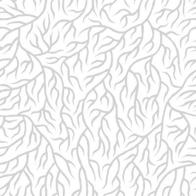Adesivo Seamless nature pattern