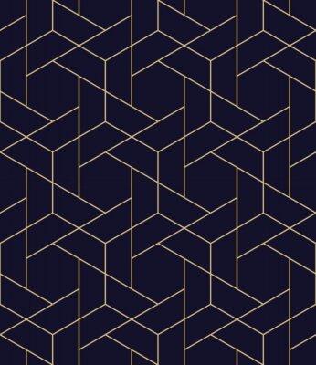 Adesivo semplice modello geometrico griglia senza soluzione di continuità