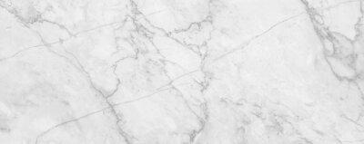 Adesivo Sfondo di trama di marmo bianco, struttura di marmo astratto (modelli naturali) per il design.