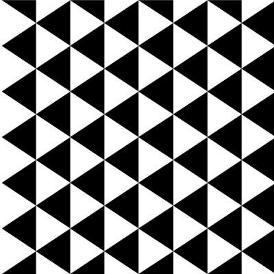 Adesivo sfondo illusione ottica