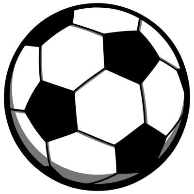 Adesivo Soccer Ball