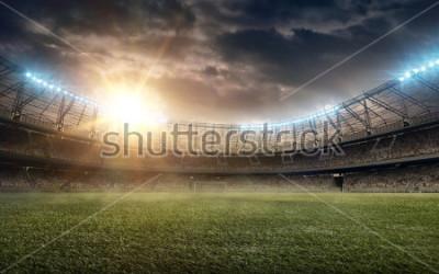 Adesivo soccer field