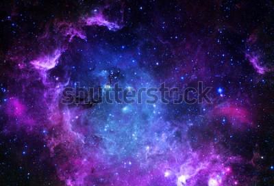 Adesivo Starfield - Elementi di questa immagine fornita dalla NASA