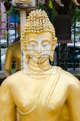 Adesivo Statua di Buddha