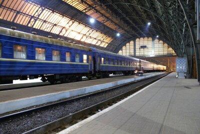 Adesivo Stazione di Lvov